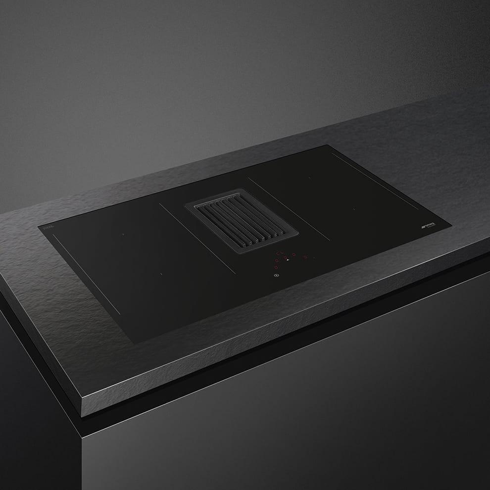 Индукционная варочная панель SMEGHOBD482D - 9