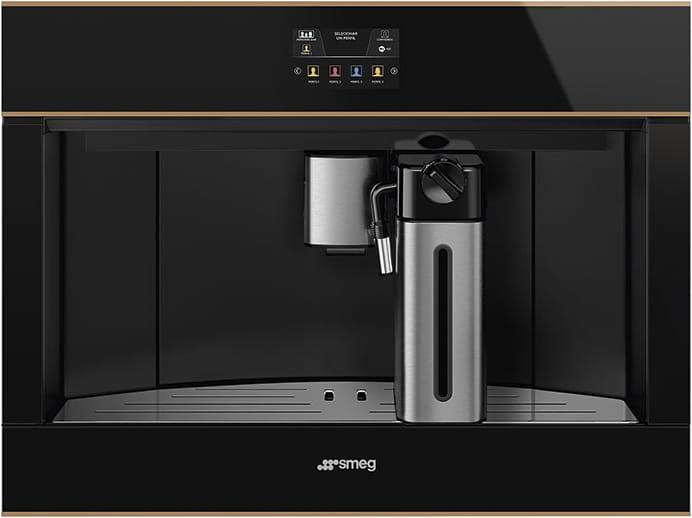 Встраиваемая кофемашина SMEG CMS4604NR - 2
