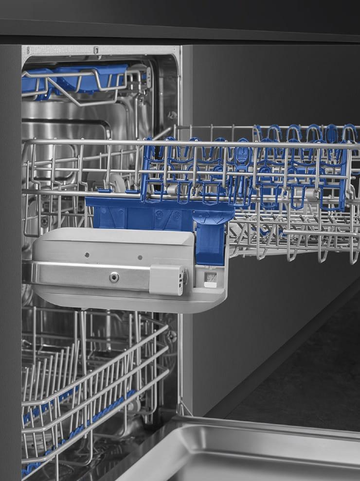 Посудомоечная машина SMEGSTL62336LDE - 1