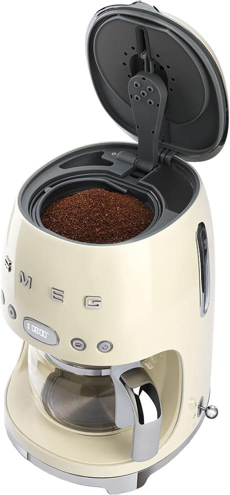 Капельная кофеварка SMEG DCF02CREU - 7