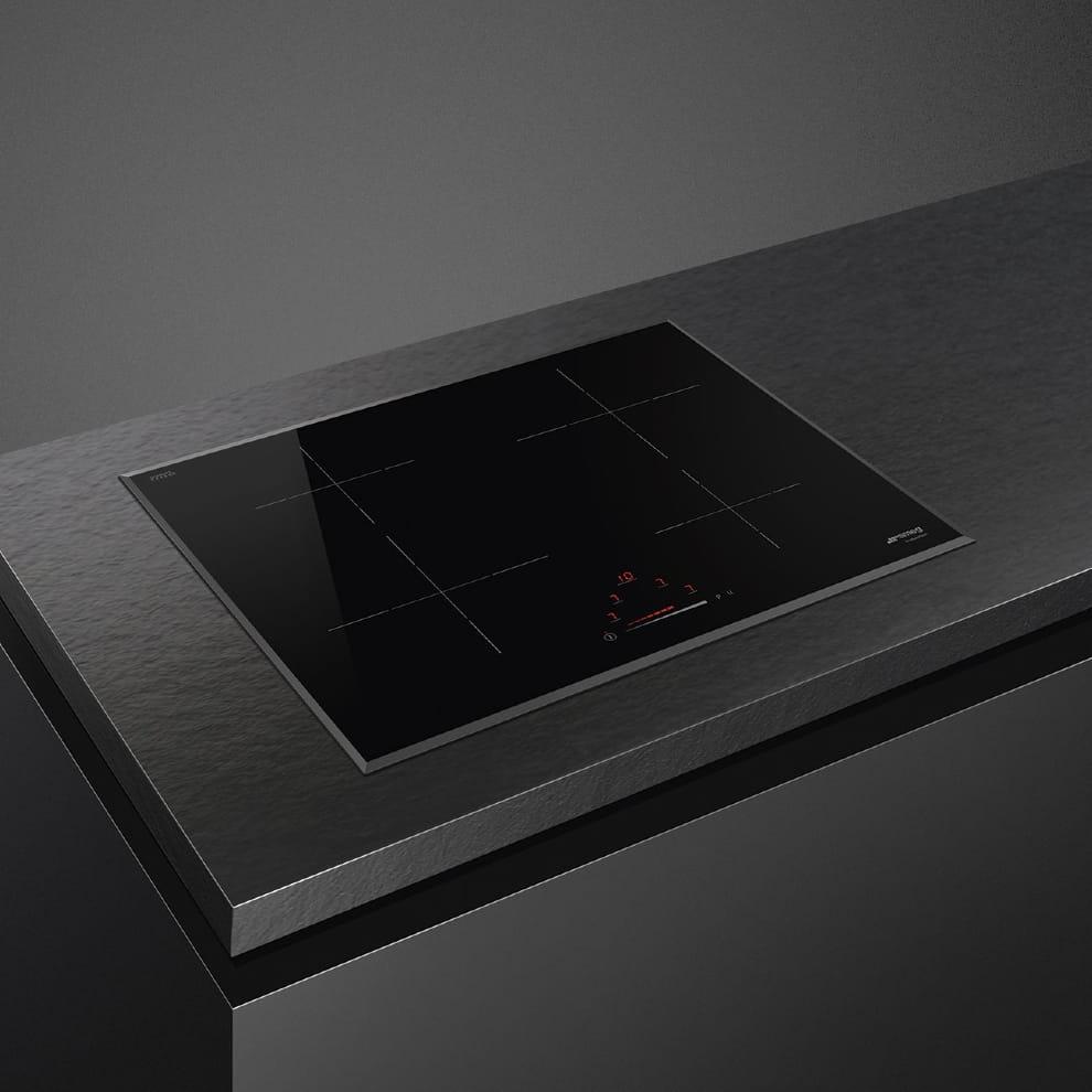Индукционная варочная панель SMEGSI4642B - 2
