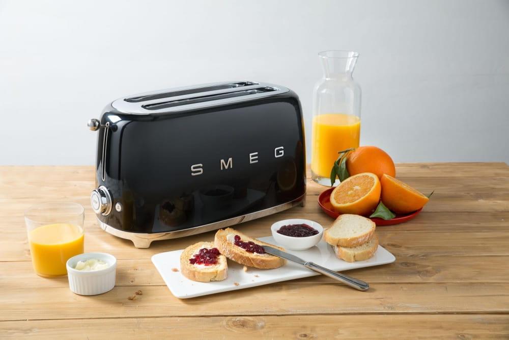 Тостер SMEG TSF02BLEU - 5