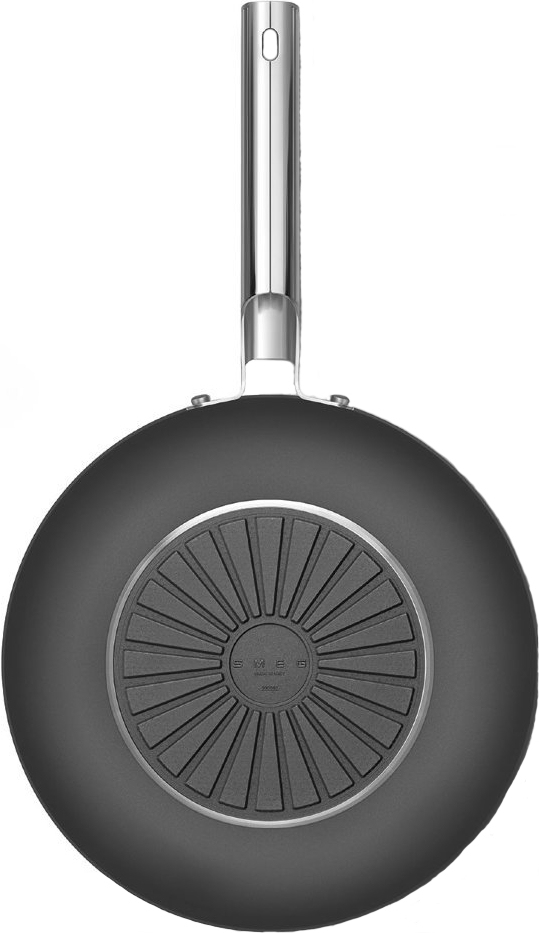 Сковорода SMEG CKFW3001BLM - 3