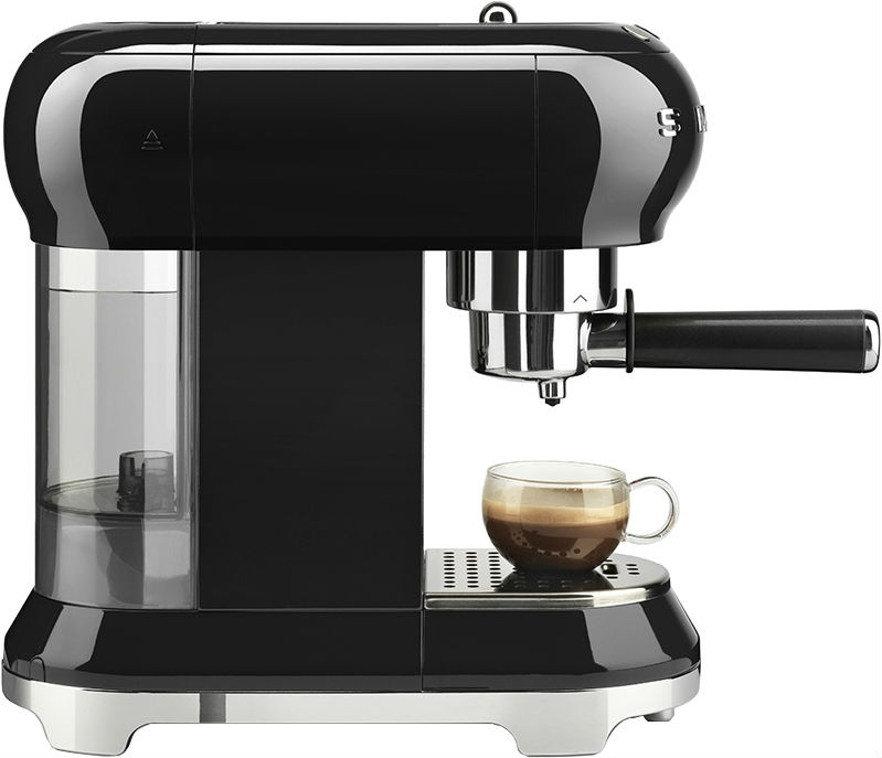 Кофемашина SMEG ECF01BLEU - 4