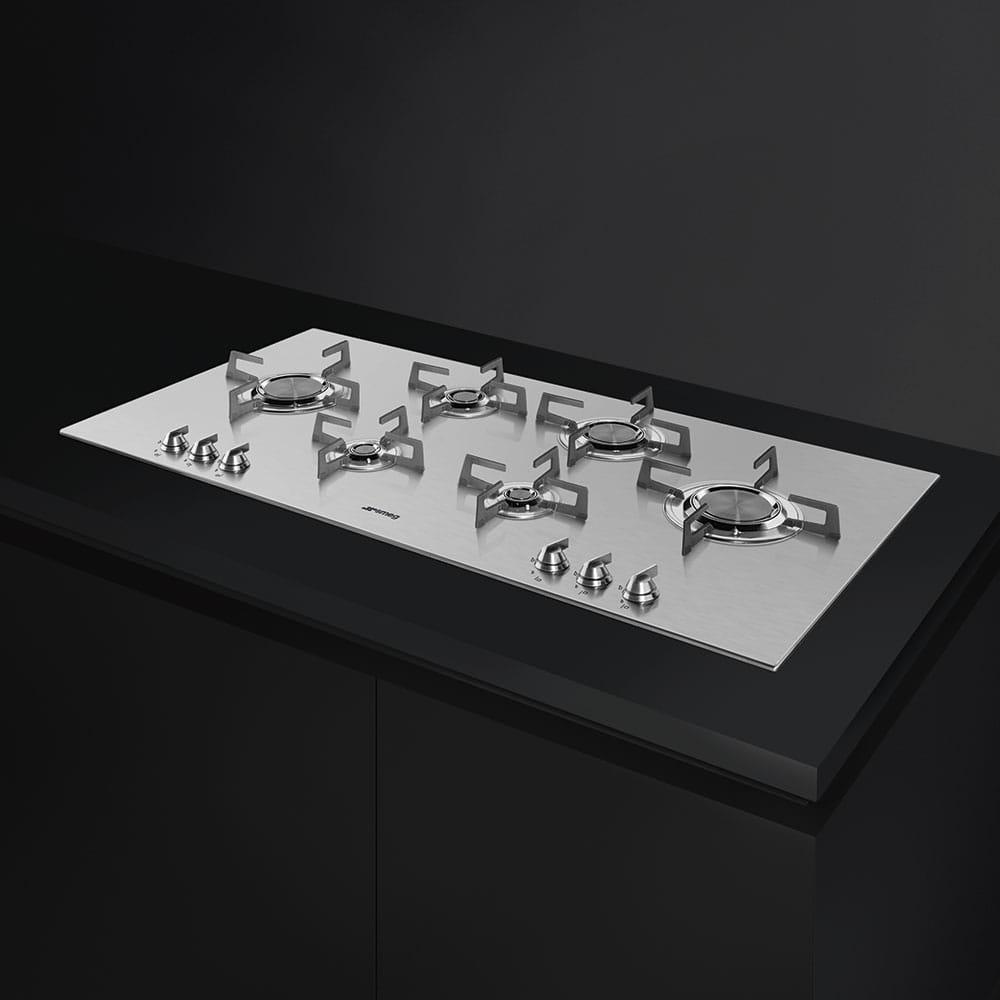 Газовая варочная панель SMEGPXL6106 - 4
