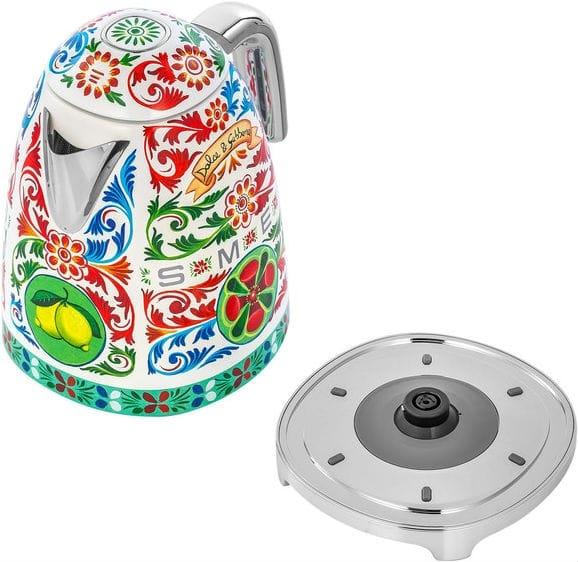 Чайник SMEG KLF03DGEU - 3