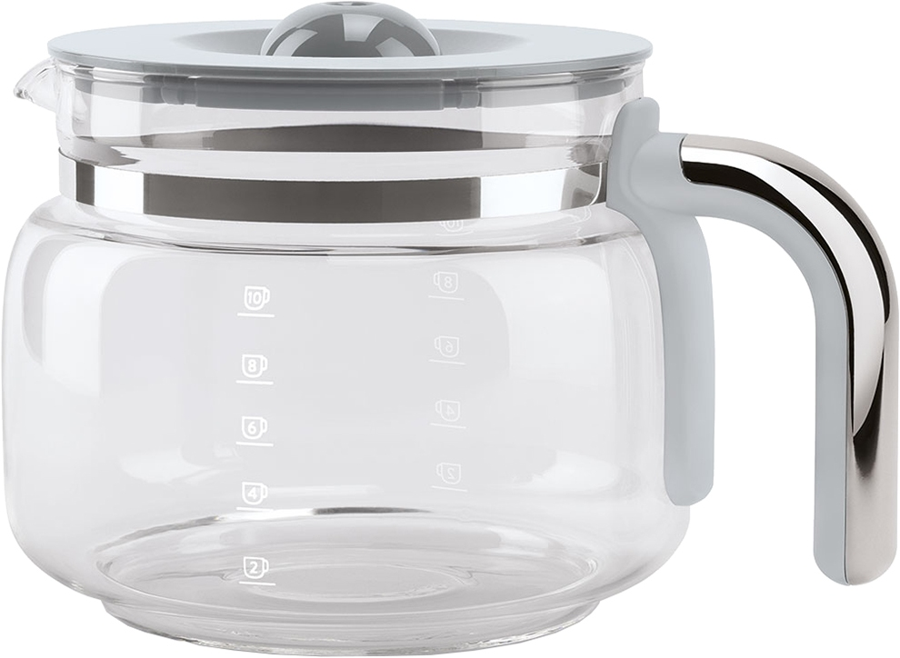 Капельная кофеварка SMEG DCF02PGEU - 6