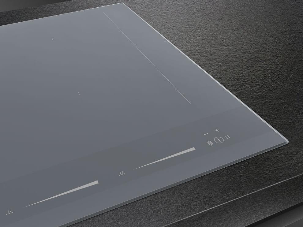 Индукционная варочная панель SMEGSIM1963DS - 4