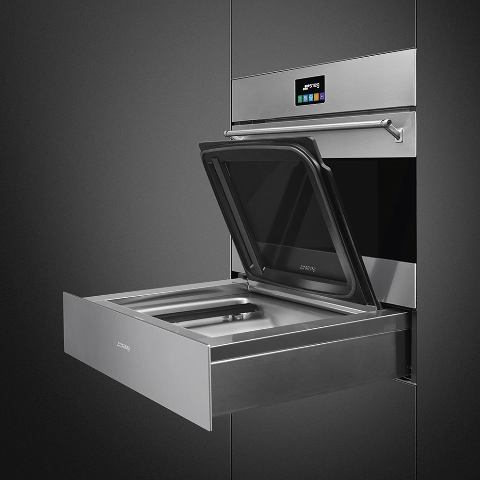 Шкаф шоковой заморозки SMEGSAB4304X - 6