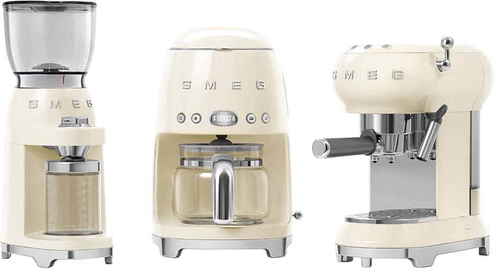 Кофемолка SMEG CGF01CREU - 1