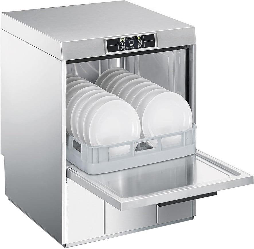 Посудомоечная машина сфронтальнойзагрузкой SMEGUD520DS - 10