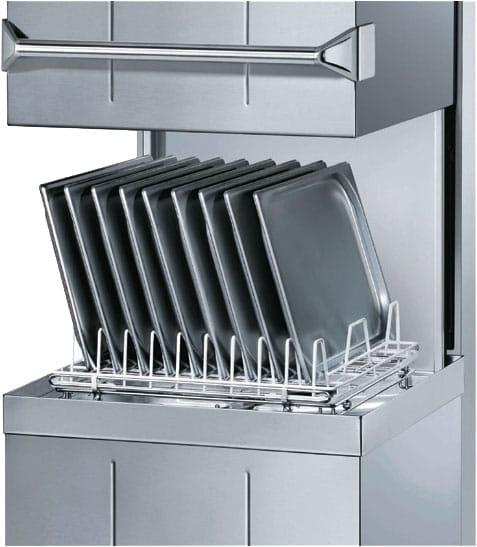Купольная посудомоечная машина SMEG HTY611D - 4