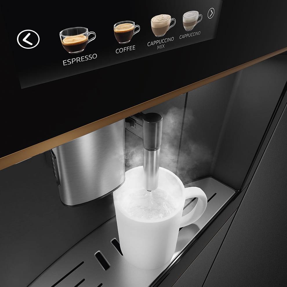 Встраиваемая кофемашина SMEG CMS4604NR - 8