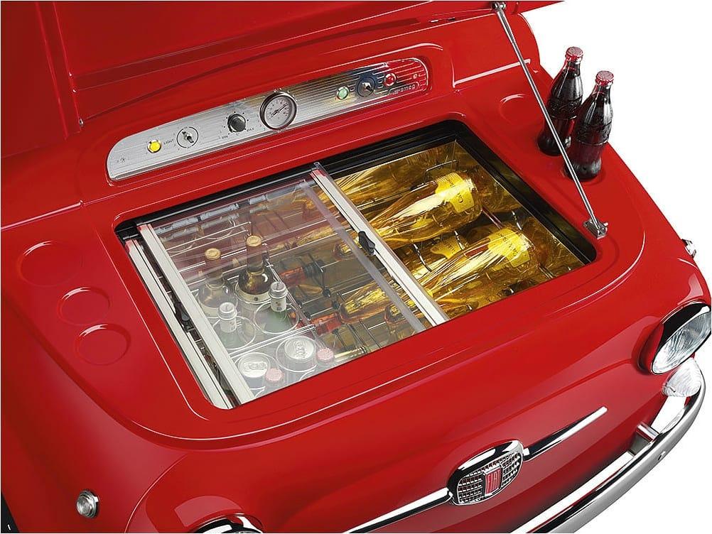 Холодильник SMEG500R - 6