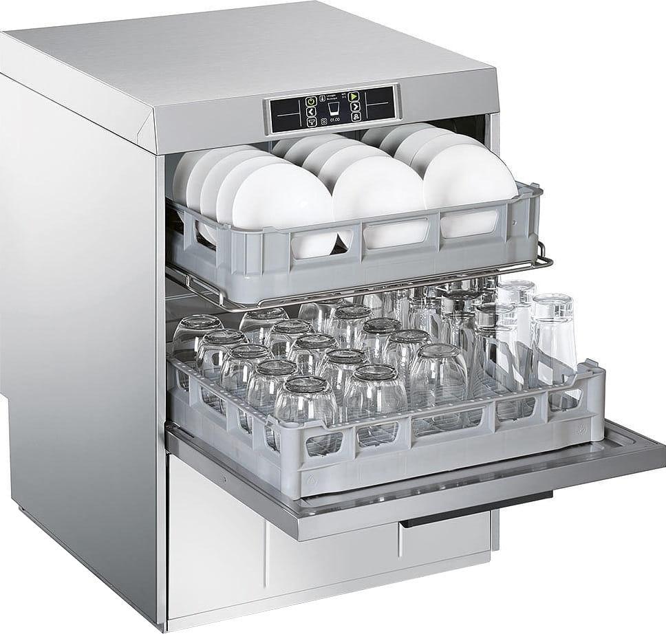 Посудомоечная машина сфронтальнойзагрузкой SMEGUD522DS - 4