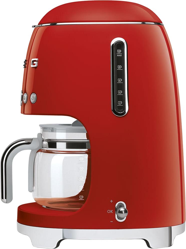 Капельная кофеварка SMEG DCF02RDEU - 3