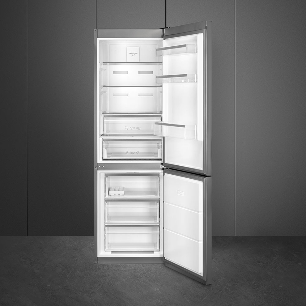 Холодильник SMEG FC203PXNE - 1