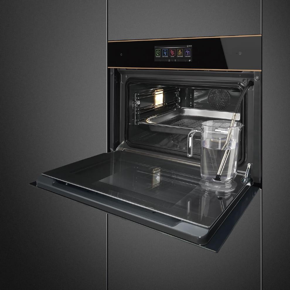 Электрический духовой шкаф SMEGSF4606WVCPNR - 4