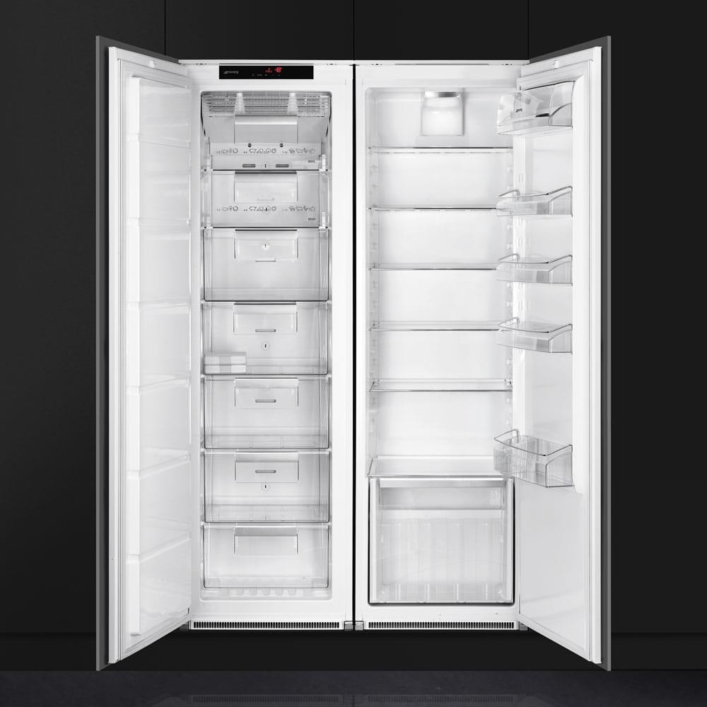 Холодильник SMEG S7323LFEP1 - 1