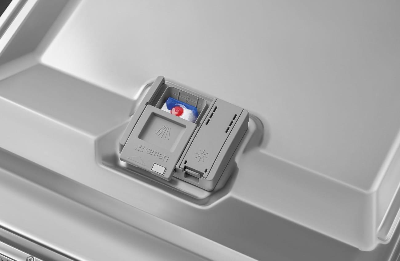 Посудомоечная машина SMEG STL323BQLH - 2