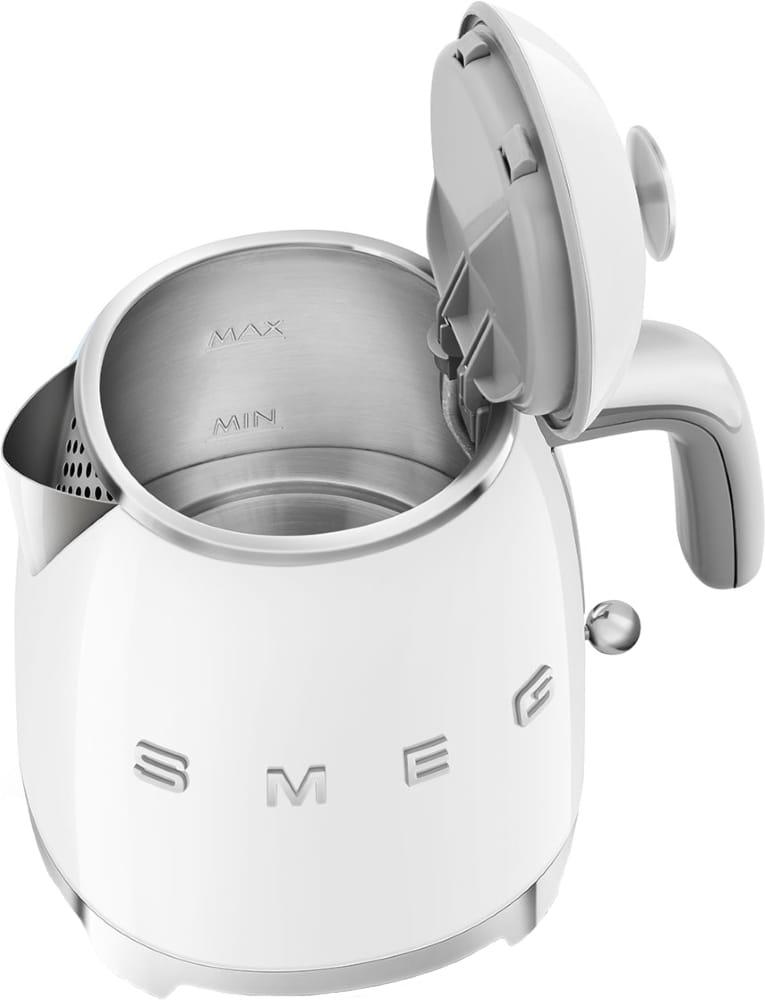 Мини-чайник SMEG KLF05WHEU - 4