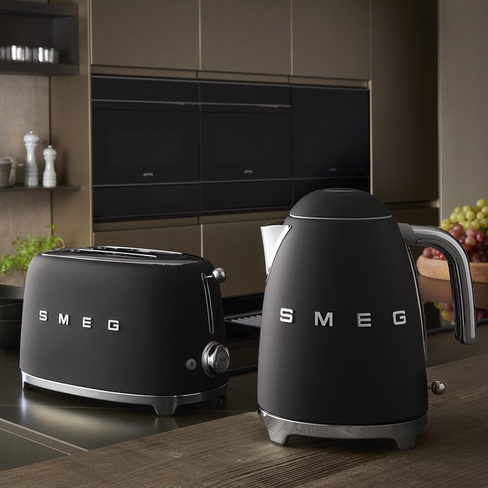 Тостер SMEG TSF01BLMEU - 5