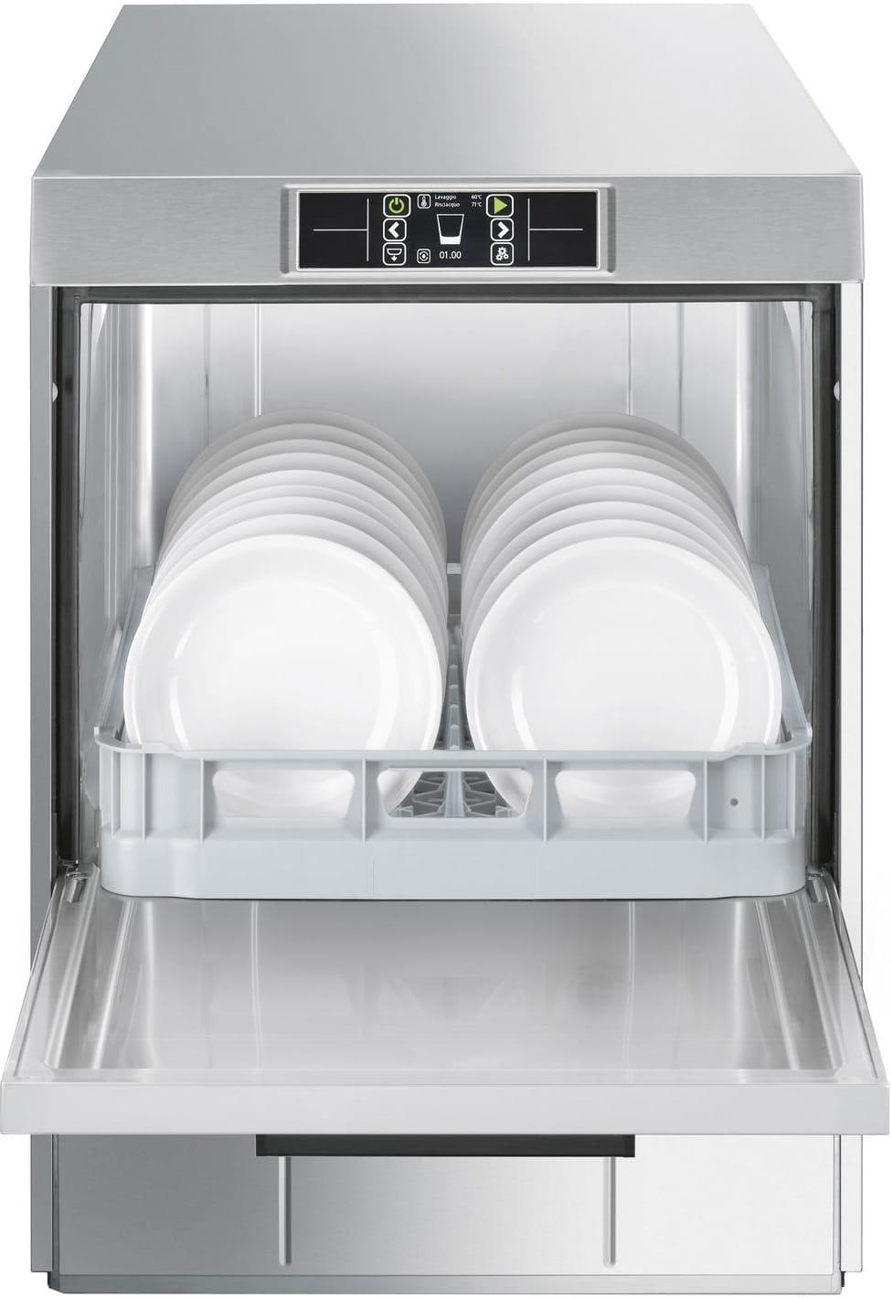 Посудомоечная машина сфронтальнойзагрузкой SMEGUD520DS - 6