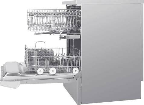Посудомоечная машина стермодезинфекцией SMEGSWT260XD-1 - 11