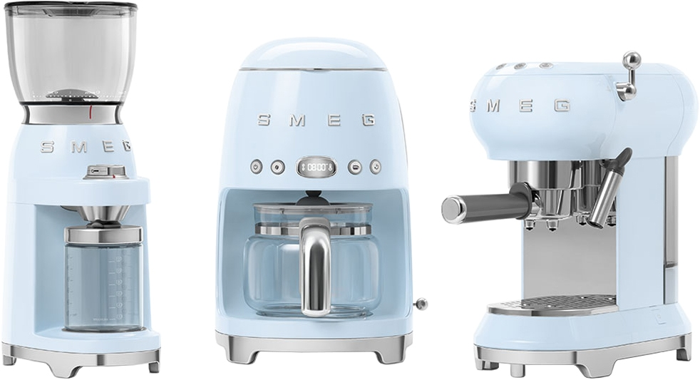 Кофемолка SMEG CGF01PBEU - 3
