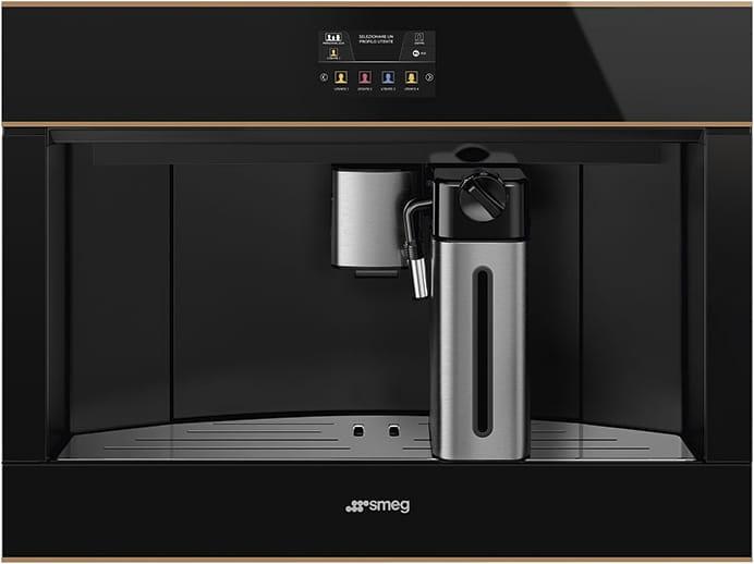 Встраиваемая кофемашина SMEG CMS4604NR - 1
