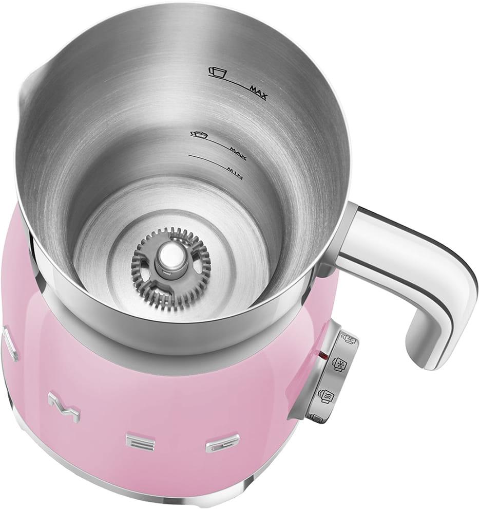Вспениватель молока SMEG MFF01PKEU - 4