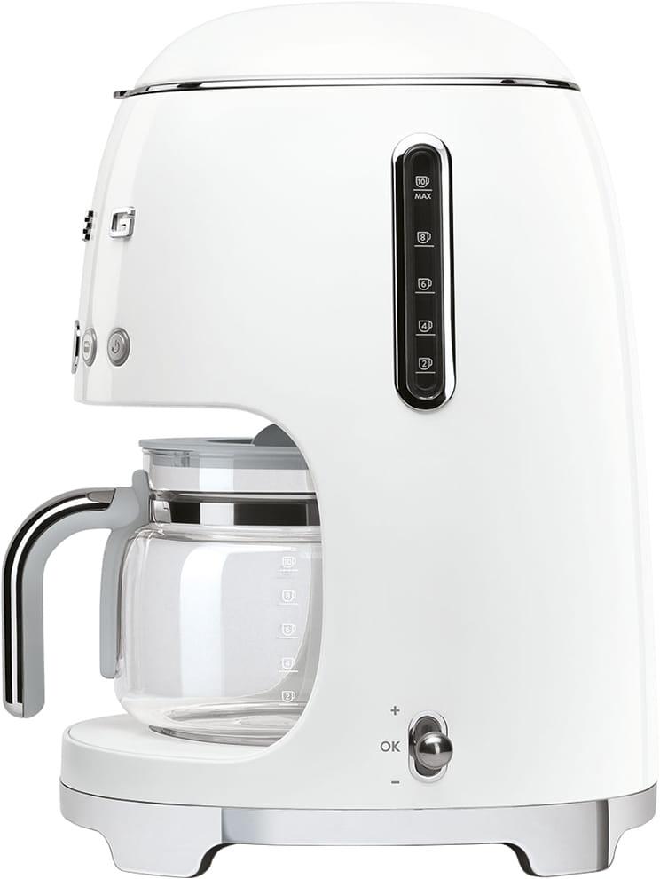 Капельная кофеварка SMEG DCF02WHEU - 3