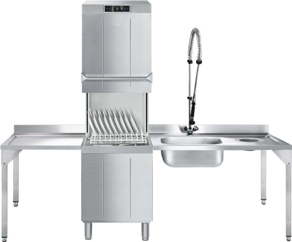 Купольная посудомоечная машина SMEG HTY520D - 2