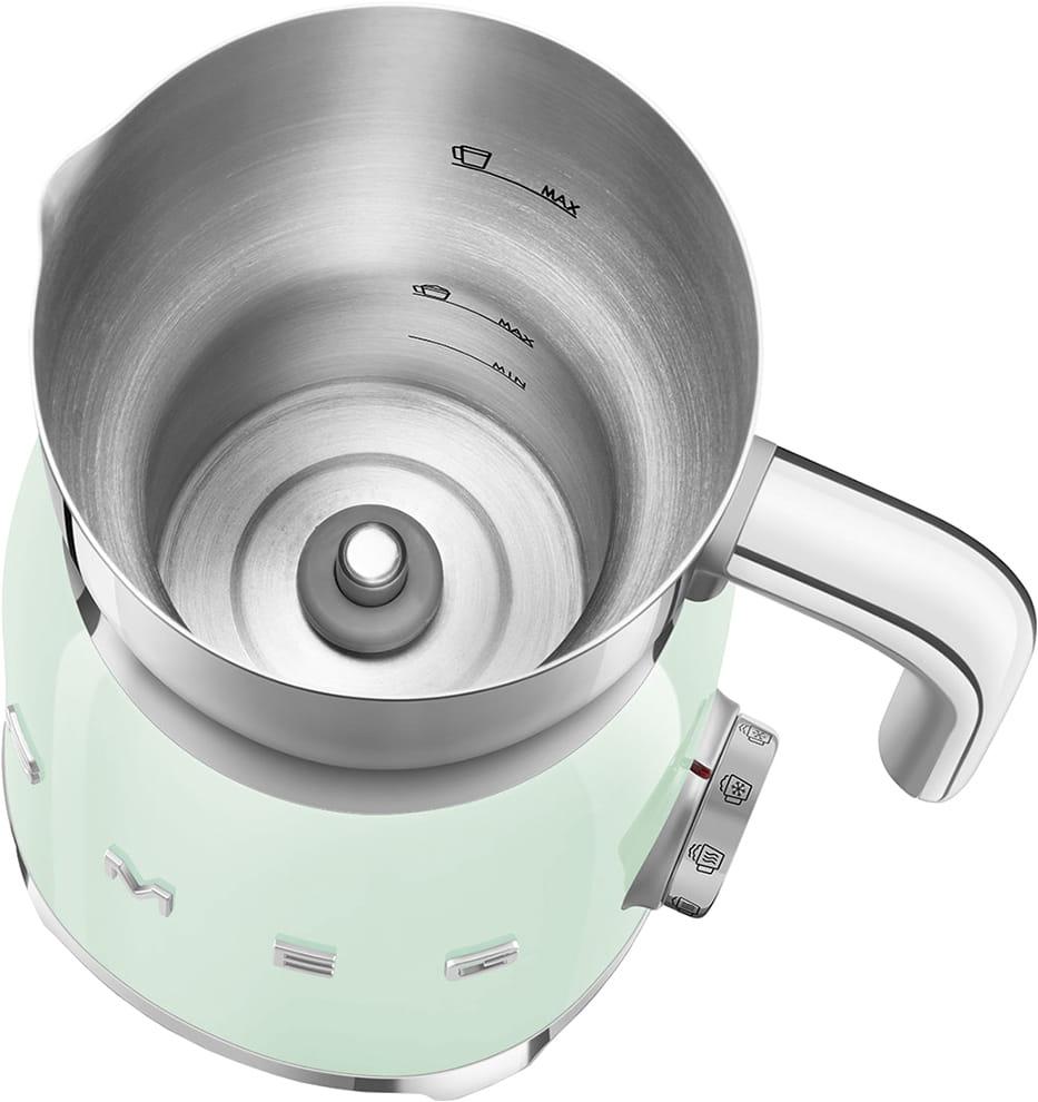 Вспениватель молока SMEG MFF01PGEU - 5