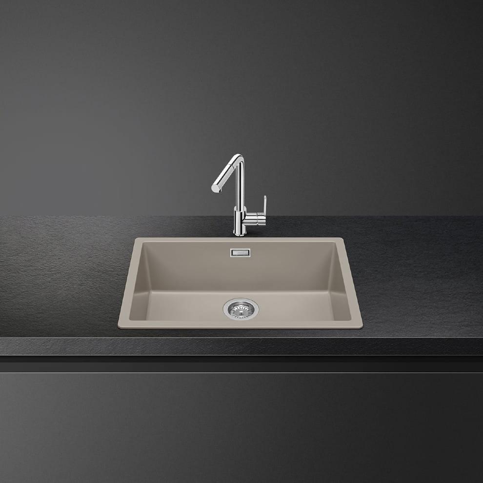 Кухонная мойка SMEG VZP76DV - 1