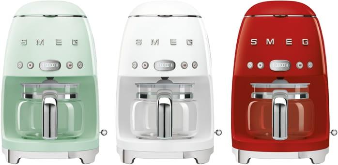 Капельная кофеварка SMEG DCF02WHEU - 8