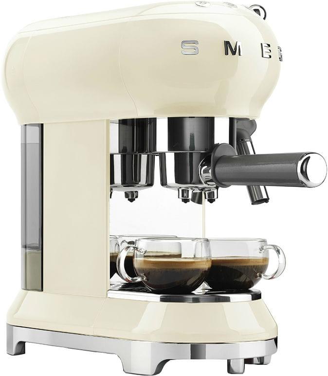 Кофемашина SMEG ECF01CREU - 5