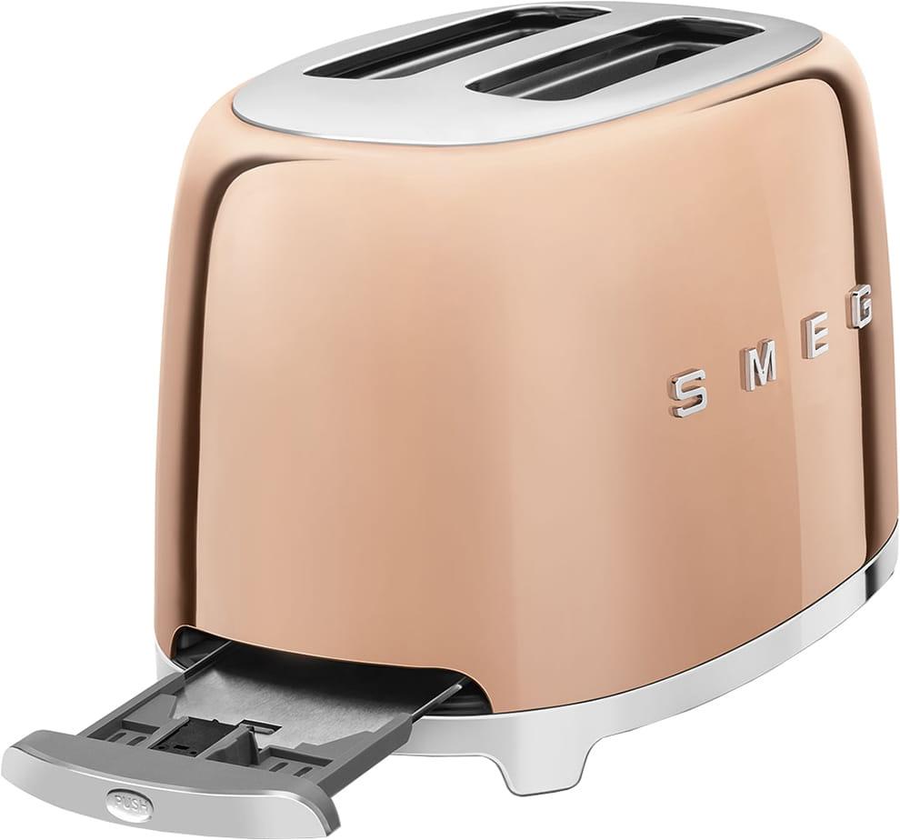 Тостер SMEG TSF01RGEU - 3