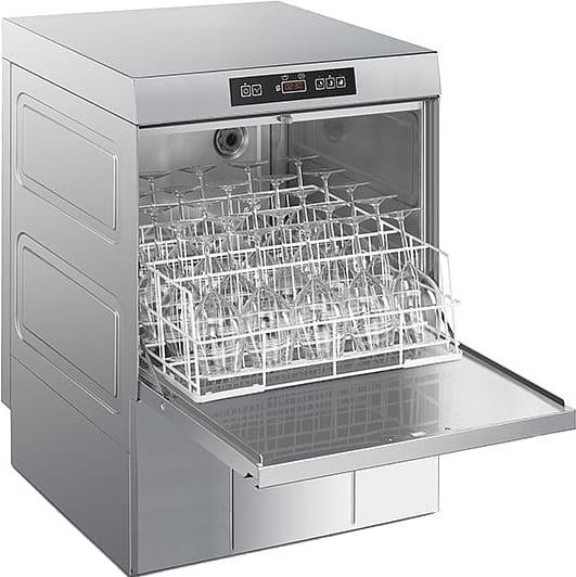 Посудомоечная машина с фронтальной загрузкой SMEG UD503D - 9