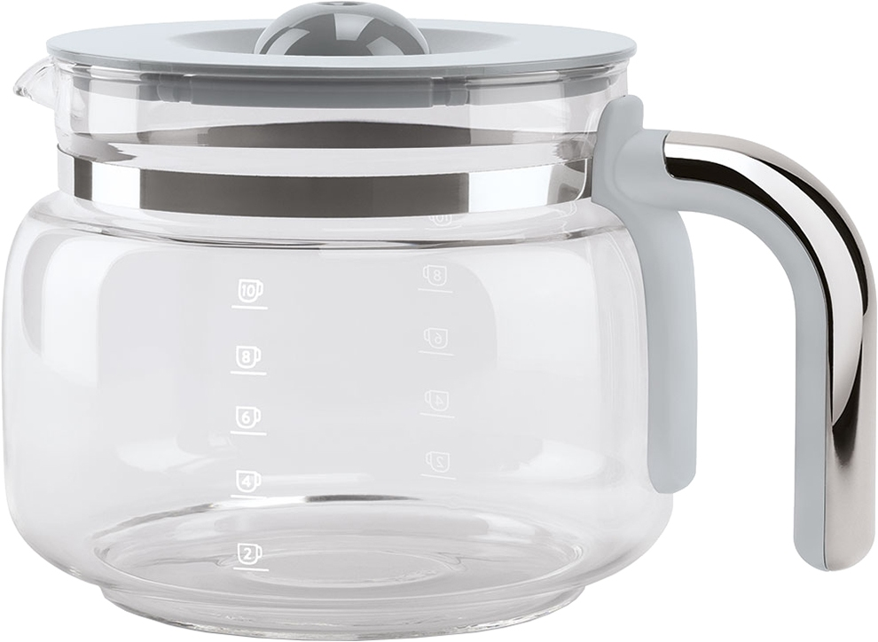 Капельная кофеварка SMEG DCF02RDEU - 6