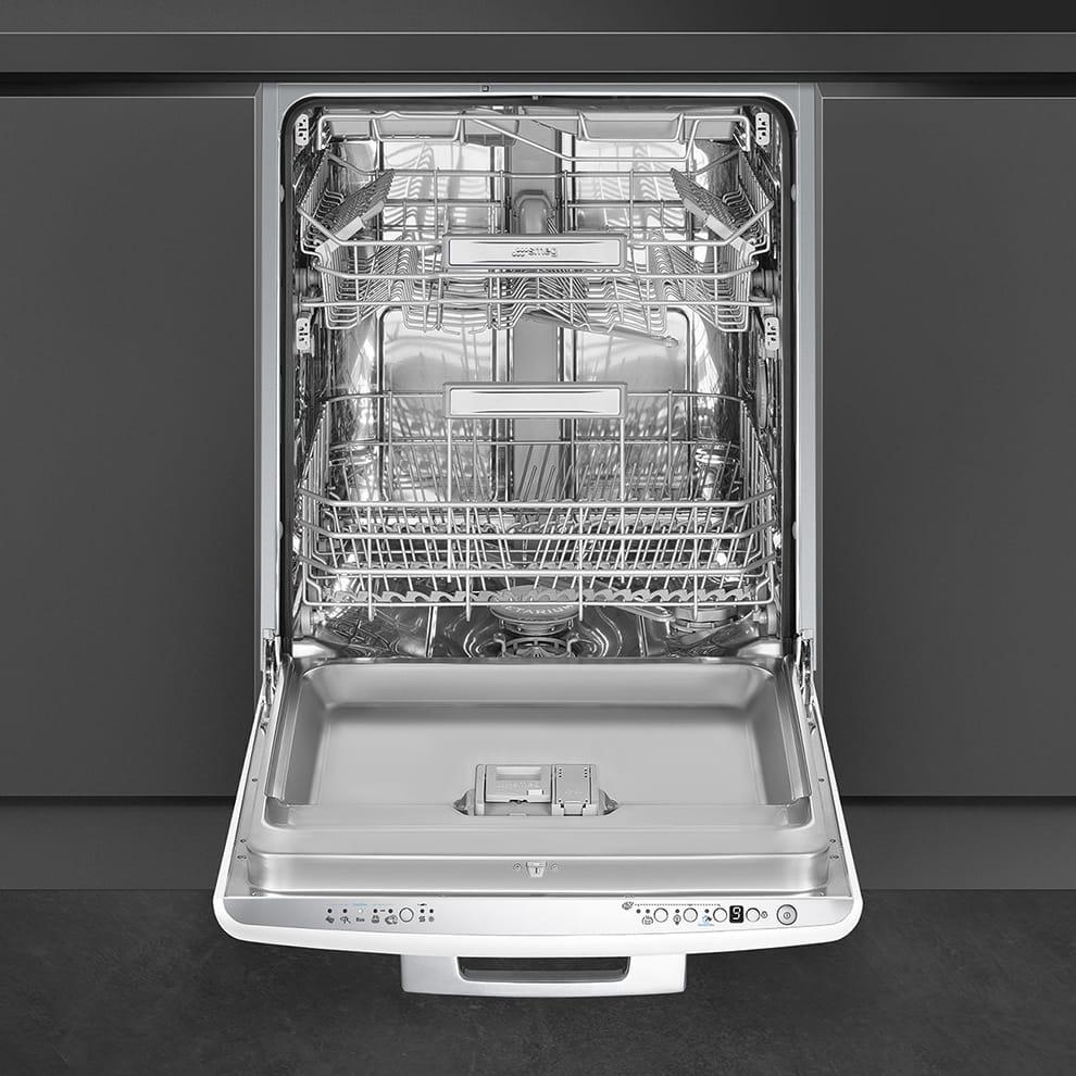 Посудомоечная машина SMEGST2FABWH2 - 1