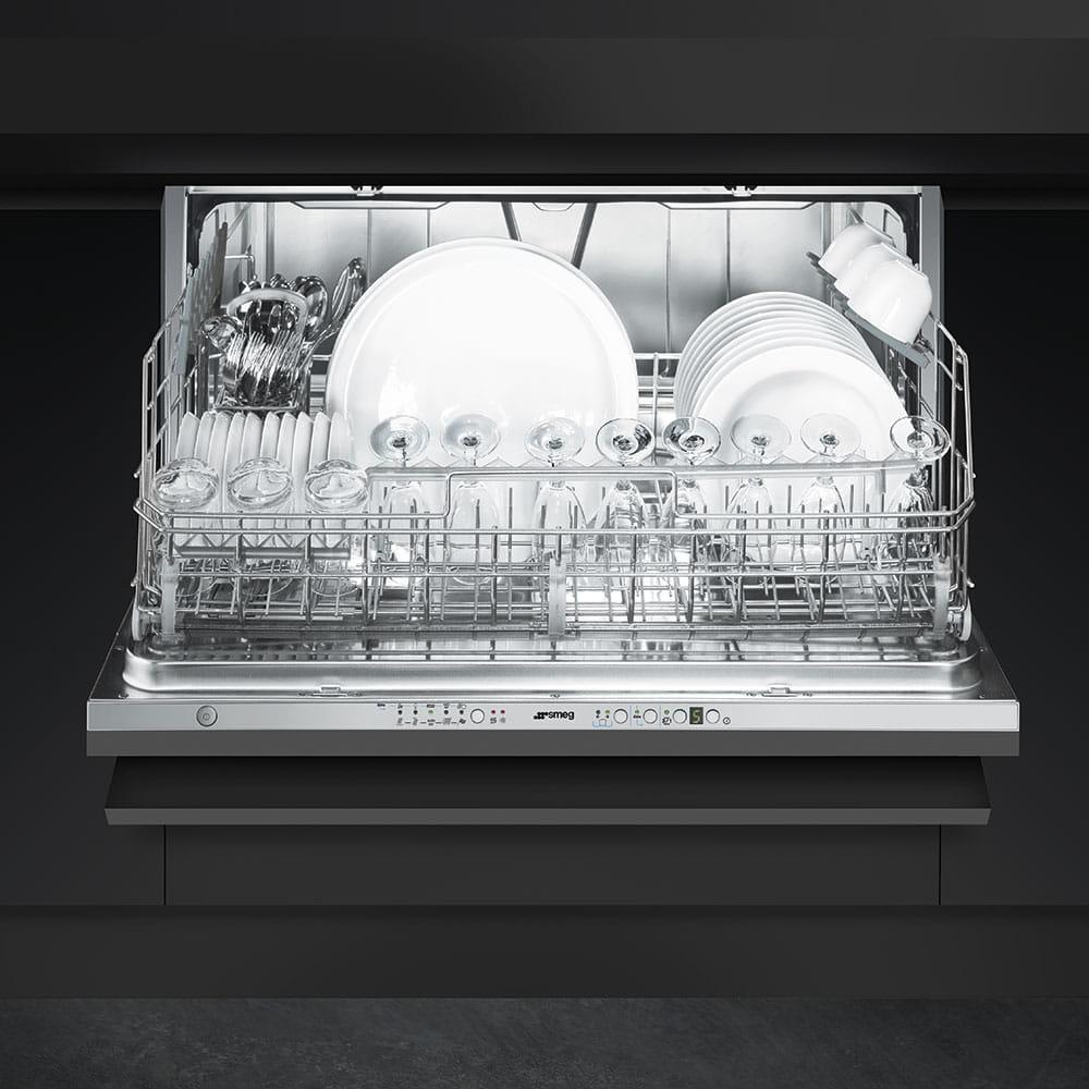 Посудомоечная машина SMEGSTO905-1 - 5