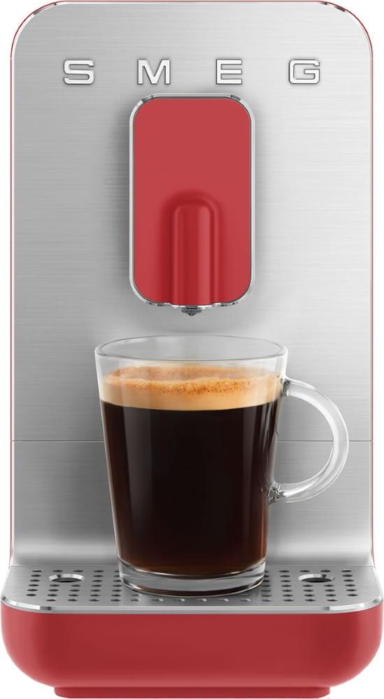 Кофемашина SMEG BCC01RDMEU - 1