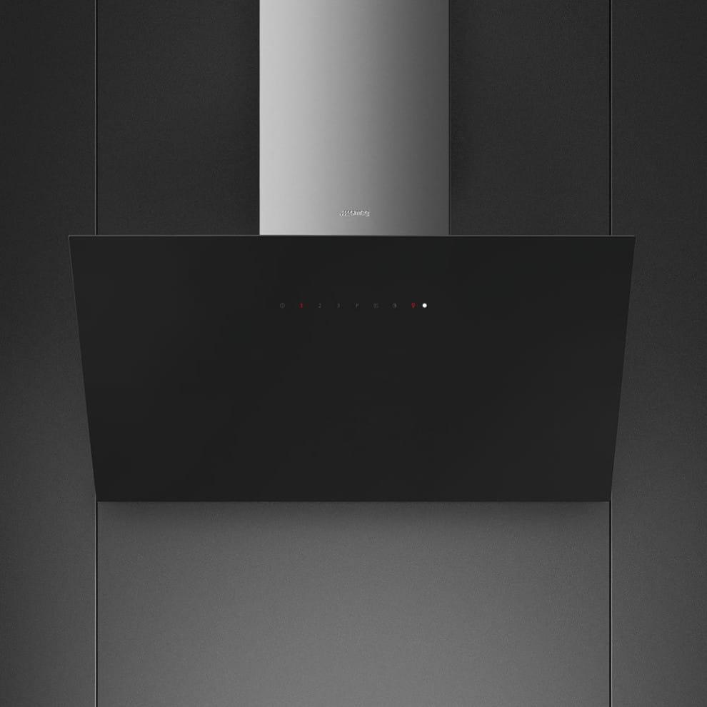 Вытяжка SMEG KICV90BL - 1