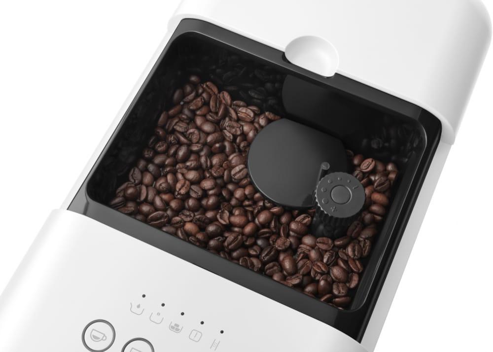 Кофемашина SMEG BCC01WHMEU - 9