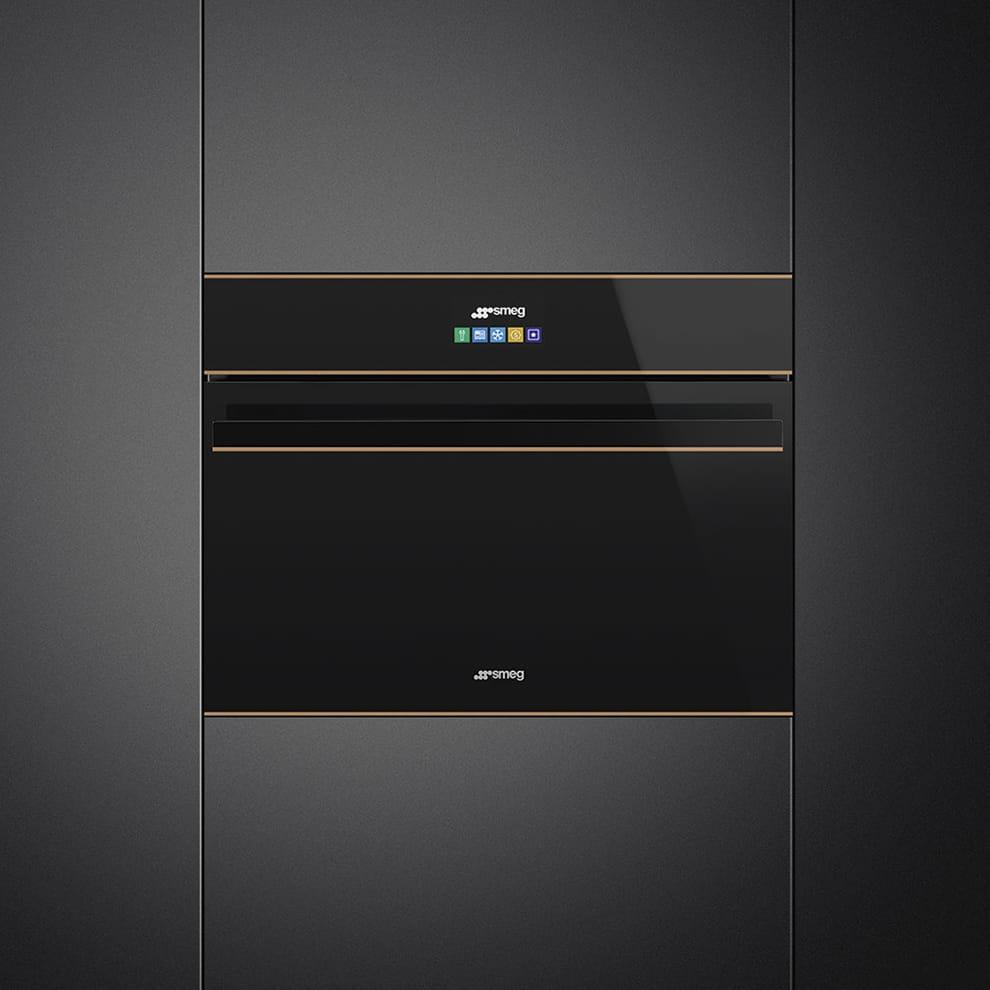 Шкаф шоковой заморозки SMEGSAB4604NR - 1