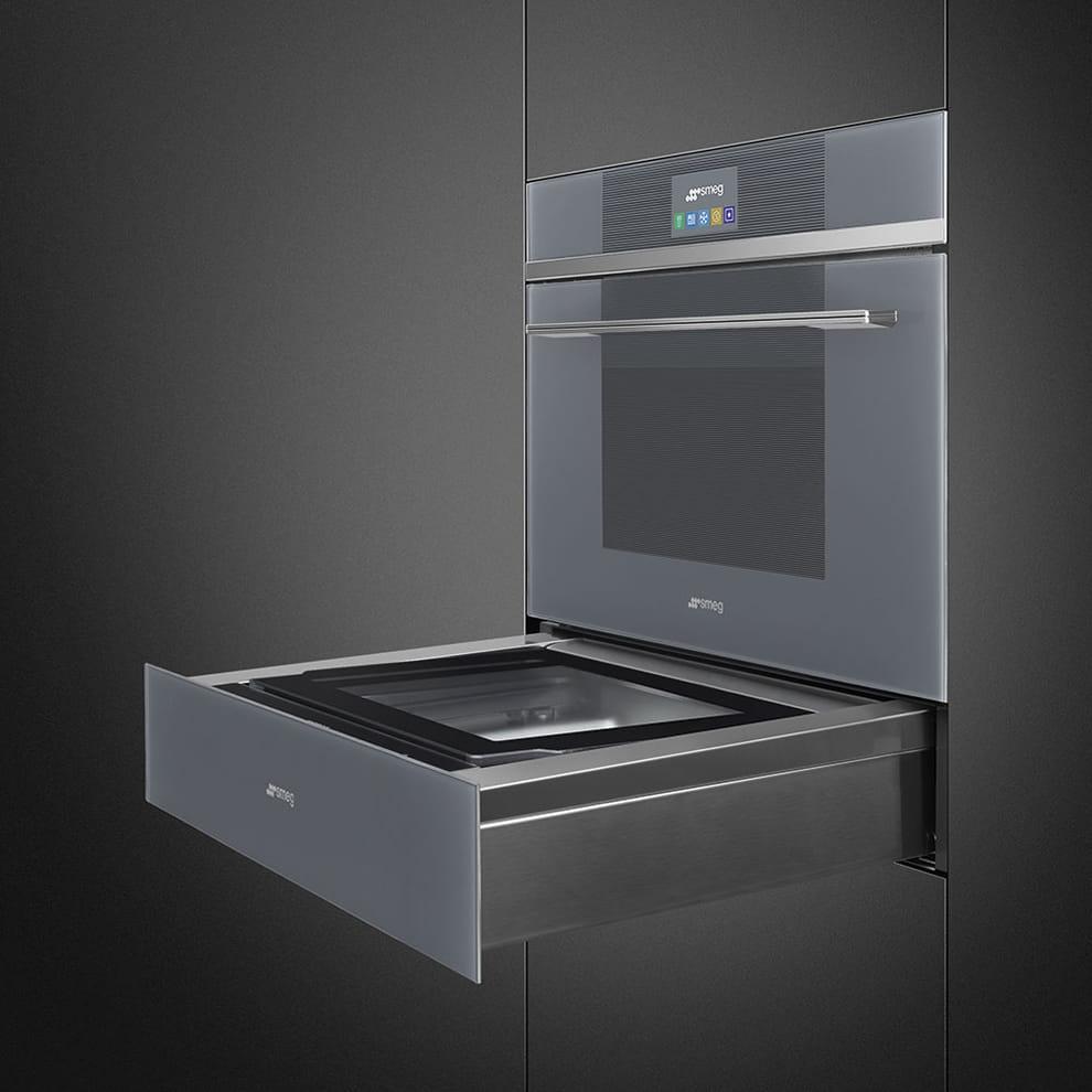 Шкаф шоковой заморозки SMEGSAB4104S - 10
