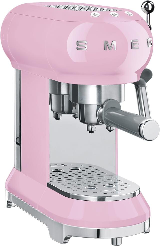 Кофемашина SMEG ECF01PKEU - 2