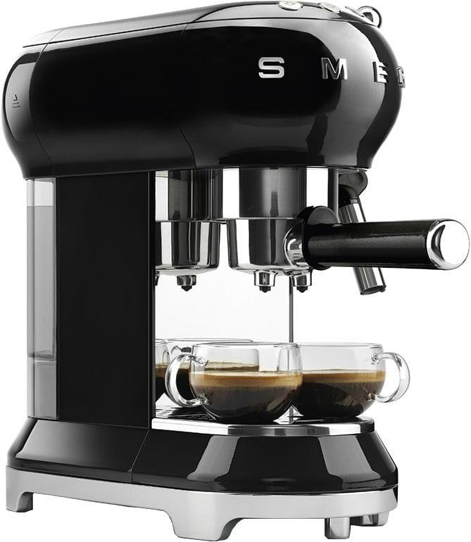 Кофемашина SMEG ECF01BLEU - 3