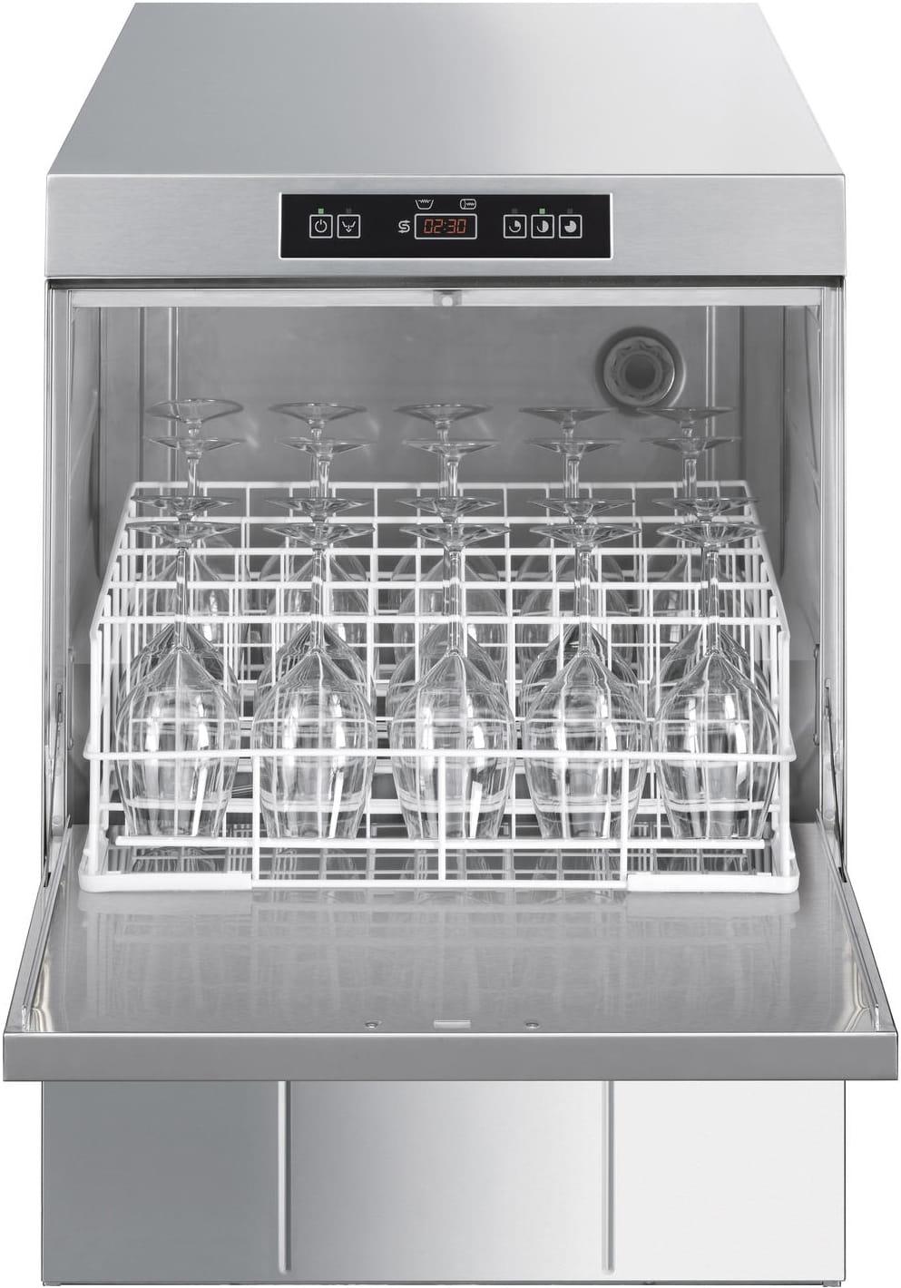 Посудомоечная машина с фронтальной загрузкой SMEG UD503D - 8